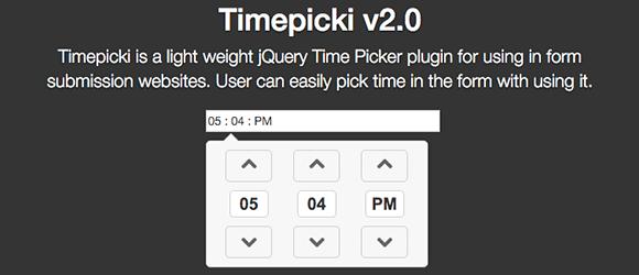 timepicki